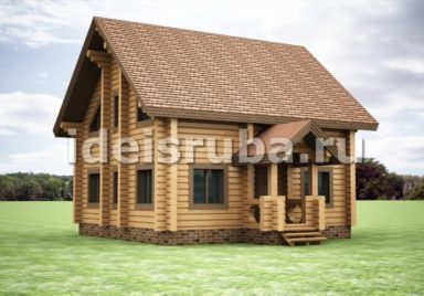 Сосновый бор Дома из бруса