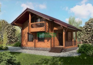 Заимка Дома из бруса