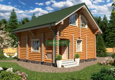 Баня Берёзка